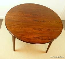 Mid Century Furniture Danish Modern Teak And Rosewood