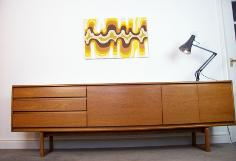 White Newton Sideboard
