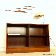 Hundevad rosewood bookcase