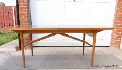 Robert Heritage Archie Shine Rosewood Table